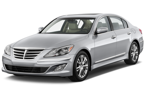 Slide 1 of 14: 2014 Hyundai Genesis
