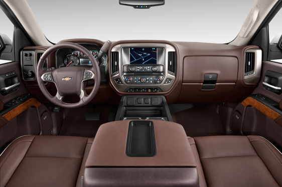 Slide 1 of 11: 2014 Chevrolet Silverado 1500