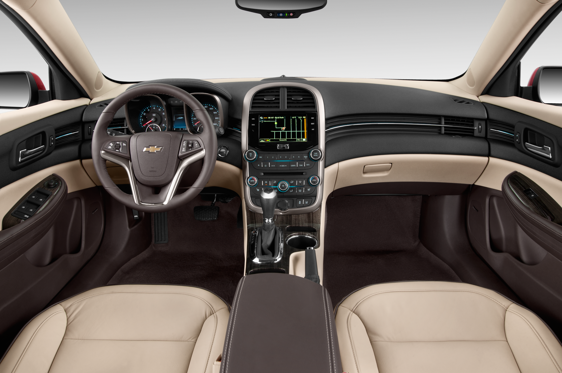 Slide 1 of 11: 2014 Chevrolet Malibu
