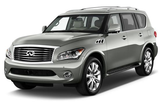 Slide 1 of 14: 2013 Infiniti QX