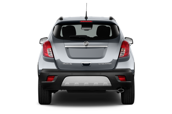 Slide 1 of 25: 2013 Buick Encore