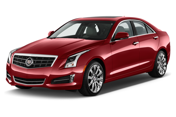 Slide 1 of 14: 2013 Cadillac ATS
