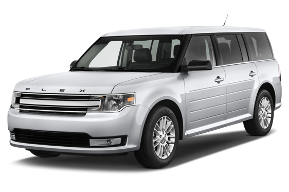 Slide 1 of 14: 2013 Ford Flex