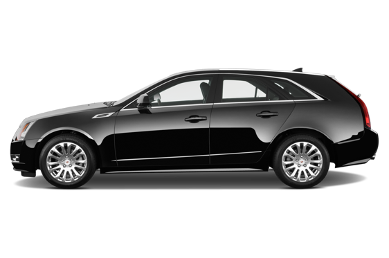 Slide 1 of 24: 2013 Cadillac CTS Sport Wagon