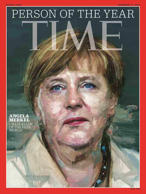 Angela Merkel: TIME's 2015 Person of the Year