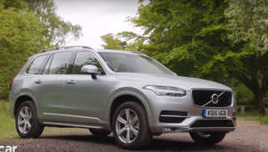 Volvo XC90: video review