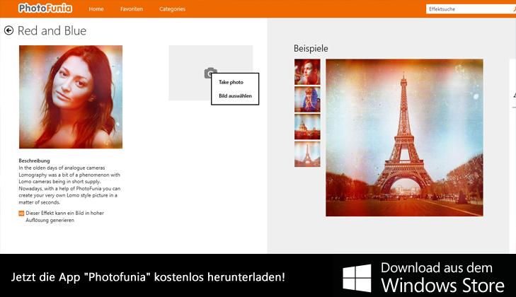 Photofunia – Die cloud-basierte Foto-App mit Funfaktor