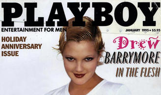 40 famous women who posed for Playboy