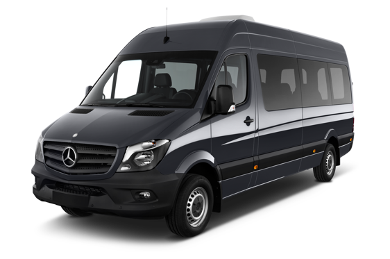 Slide 1 of 14: 2015 Mercedes-Benz Sprinter Passenger Van