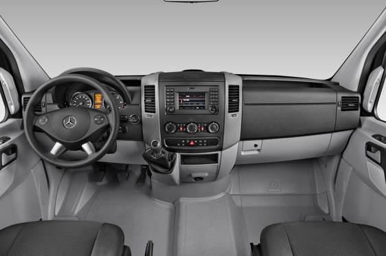 Slide 1 of 11: 2015 Mercedes-Benz Sprinter Passenger Van