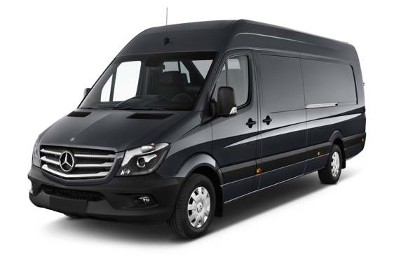 Slide 1 of 14: 2015 Mercedes-Benz Sprinter Cargo Van