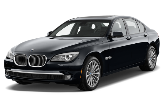 Slide 1 of 25: 2010 BMW 7 Series