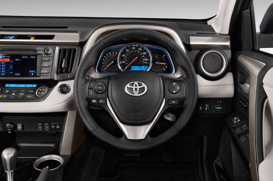Slide 1 of 24: 2015 Toyota RAV4