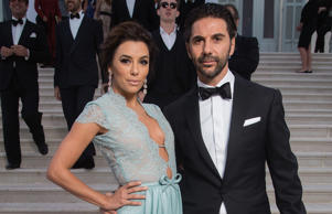 Eva Longoria and Jose Antonio Baston