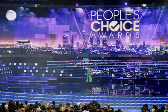 Slide 1 of 60: People's Choice Awards 2016