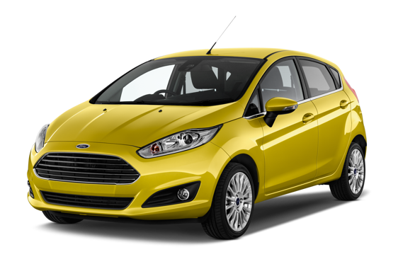 Slide 1 of 14: 2014 Ford Fiesta