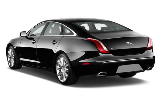 Slide 1 of 25: 2011 Jaguar XJ