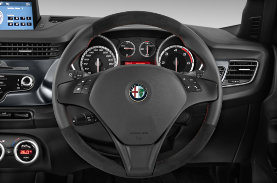 Slide 1 of 25: 2014 Alfa Romeo Giulietta