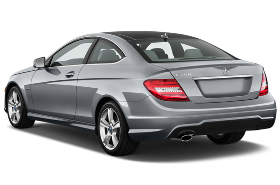 Slide 2 of 14: 2014 Mercedes-Benz C-class
