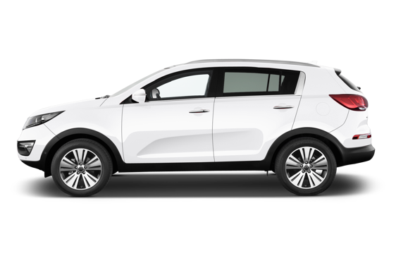 Slide 1 of 24: 2014 KIA Sportage