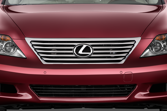 Slide 1 of 25: 2011 Lexus LS