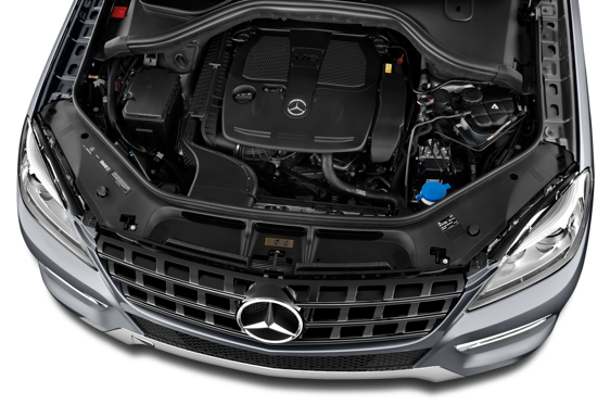 Slide 1 of 25: 2012 Mercedes-Benz M-class