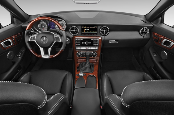 Slide 1 of 11: 2012 Mercedes-Benz SLK-Class