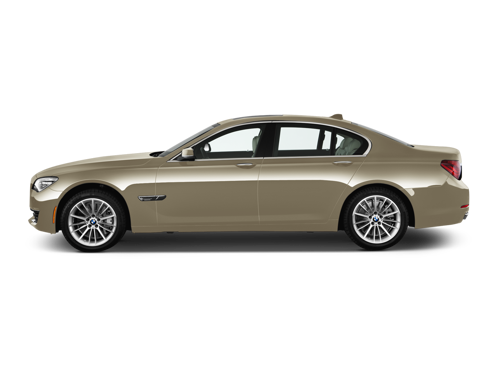Slide 1 of 38: 2013 BMW 7 Series