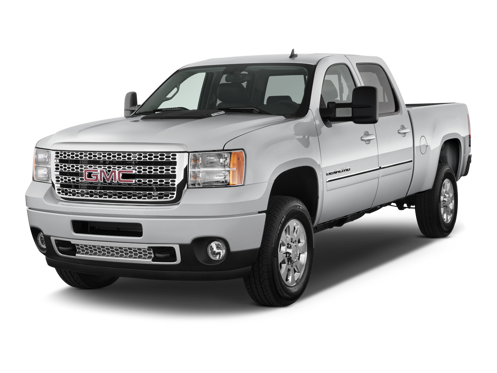 Slide 1 of 17: 2013 GMC Sierra 2500 Denali HD