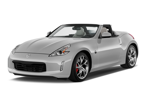 Slide 1 of 16: 2014 Nissan 370Z Roadster