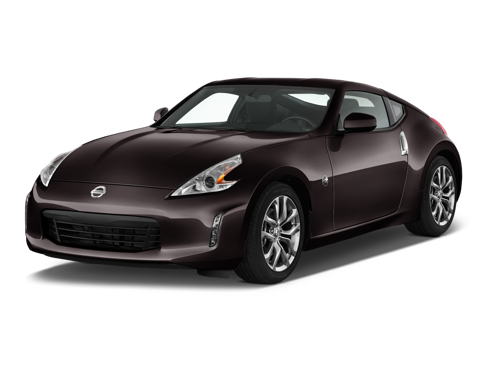 Slide 1 of 15: 2014 Nissan 370Z Coupe