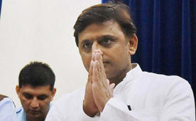 After Merger Fiasco, Akhilesh Yadav's Uncle Shivpal Skips UP Swearing-In