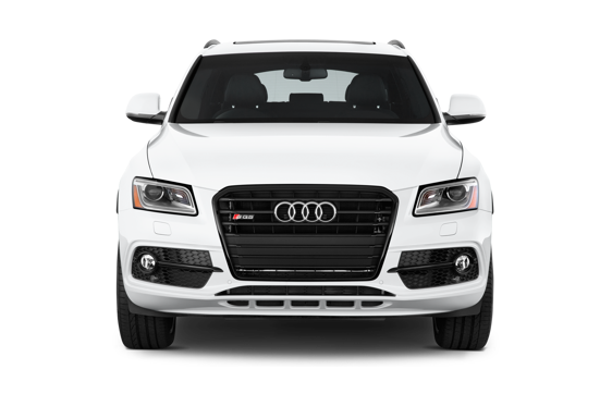 Slide 1 of 24: 2016 Audi SQ5