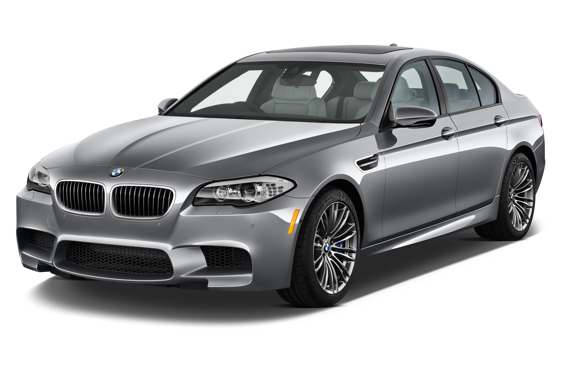 Slide 1 of 14: 2014 BMW 5 Series