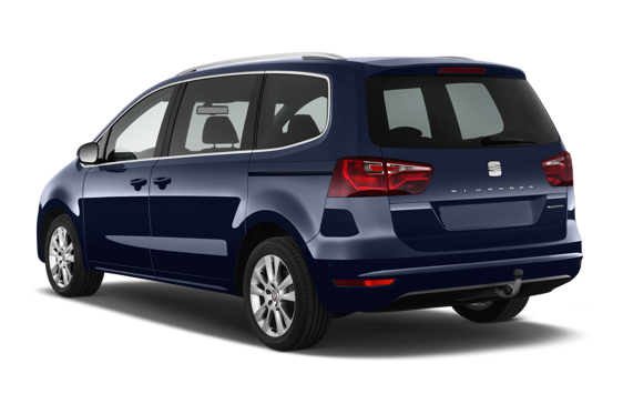 Slide 2 of 14: 2014 SEAT Alhambra