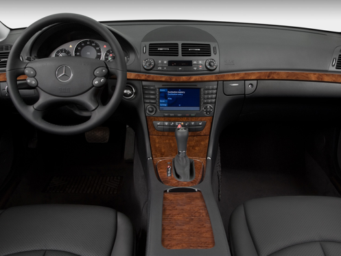 Slide 1 of 23: 2008 Mercedes-Benz E-class