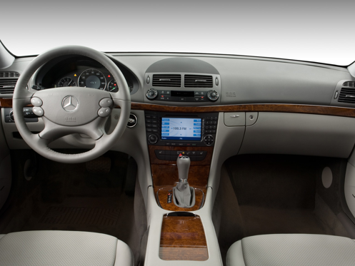 Slide 1 of 11: 2008 Mercedes-Benz E-class