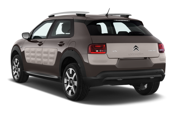 Slide 2 of 14: 2015 Citroën C4 Cactus