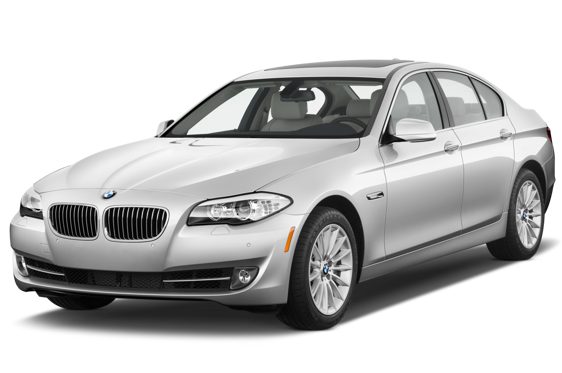 Slide 1 of 14: 2011 BMW 5 Series