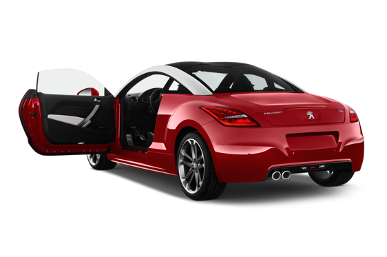 Slide 1 of 25: 2013 Peugeot RCZ