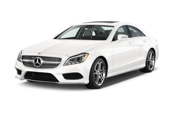 Slide 1 of 14: 2016 Mercedes-Benz CLS-class
