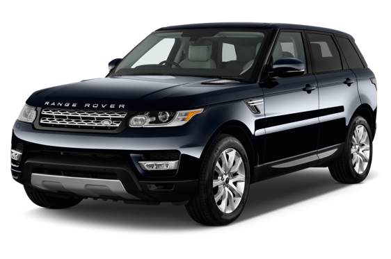 Slide 1 of 14: 2015 Land Rover Range Rover Sport