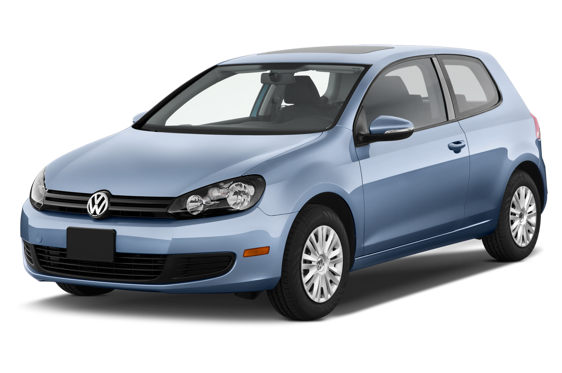 Slide 1 of 14: 2010 Volkswagen Golf