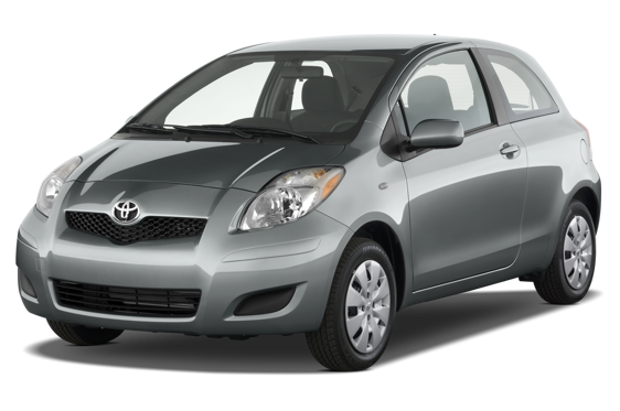 Slide 1 of 25: 2010 Toyota Yaris