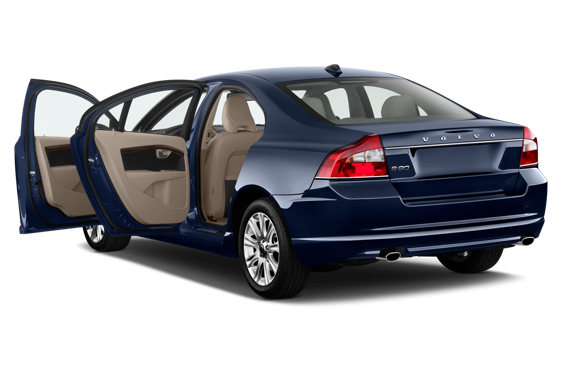 Slide 1 of 25: 2011 Volvo S80