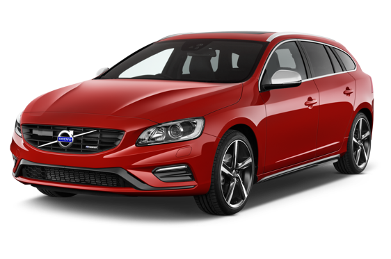 Slide 1 of 14: 2014 Volvo V60