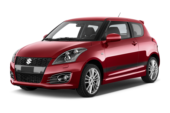 Slide 1 of 14: 2010 Suzuki Swift