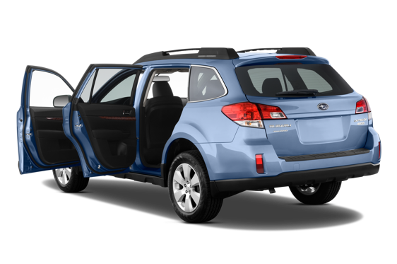 Slide 1 of 25: 2012 Subaru Outback