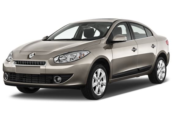 Slide 1 of 14: 2010 Renault Fluence