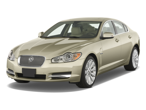 Slide 1 of 14: 2009 Jaguar XF